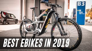 Download Top 5 - Hottest Ebikes for 2019 | EMTB DREAM BIKE CHECK Video