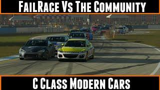 Download FailRace Vs The Community C Class Modern Cars Video