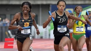 Download USC's Kendall Ellis makes unreal comeback to win NCAA Track and Field Championships   ESPN Video