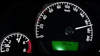 Download Skoda Citigo acceleration top speed test [HD] Video