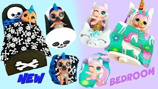 Download Punk Boi Unicorn Girl Move into LOL Surprise Mansion Doll House Video