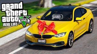 Download РЕАЛЬНАЯ ЖИЗНЬ В GTA 5 #4 - КУПИЛ СЕБЕ ПЕРВУЮ МАШИНУ! BMW 440i M PERFORMANCE! Video