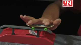 Download Stuntz X Finger Skateboard Introduction Video
