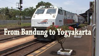 Download Treinreis Bandung Yogyakarta Video