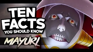 Download 10 Facts About Mayuri Kurotsuchi You Probably Should Know! | Bleach Video
