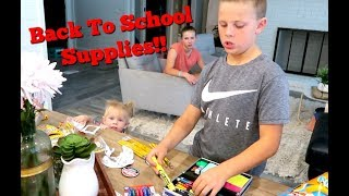 Download Getting Ready For School!! Video