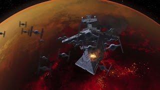Download Running away from Darth Vader's Home - Star Wars Rebels Video