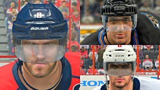 Download Alexander Ovechkin Player Progression from NHL 07 to NHL 17! #WAS #PS4 Video