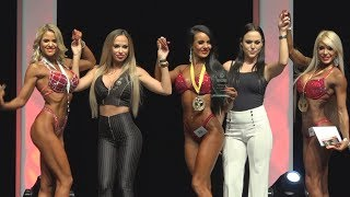 Download SUPERBODY 2017 - BIKINI FITNESS Video
