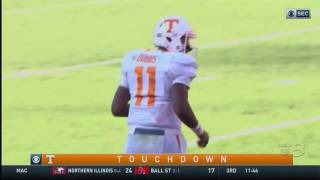 Download Highlights: #11 Tennessee 34, #25 Georgia 31 (Oct. 1, 2016) Video