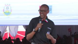 Download RPF Chairman Paul Kagame campaigns Day 6 Nyamirambo Video
