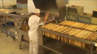 Download 120 Frame Honey Extracting Line Video