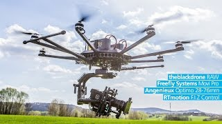 Download RED Helium 8K on a drone // theblackdrone GmbH Video