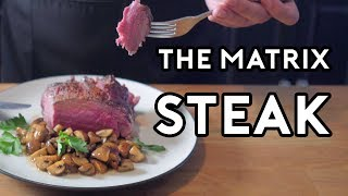 Download Binging with Babish: Chateaubriand Steak from The Matrix Video