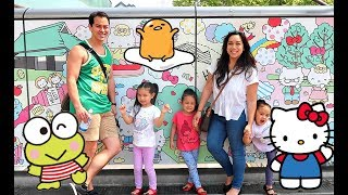 Download SANRIO PUROLAND IN JAPAN! - ItsJudysLife Vlogs Video