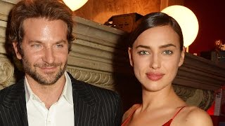 Download Victoria Secret's Model Irina Shayk Expecting First Child With Bradley Cooper Video