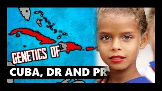 Download What Race are People from the Hispanic Caribbean (Genetics of Puerto Rico, Cuba, Dominican Republic) Video