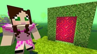 Download Minecraft: GIANT FLOWER DIMENSION CHALLENGE [EPS9] [42] Video