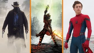 Download Red Dead Redemption 2 DELAYED + The Next Dragon Age + Spidey Takes on Uncharted - The Know Video