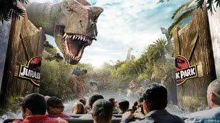 Download 4K | Welcome to Jurassic Park Japan - The Ride at Universal Studios Osaka Video