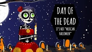 Download Day of the Dead (It's NOT ″Mexican Halloween″) : Foamy The Squirrel Video