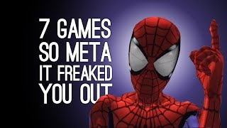 Download 7 Times a Game Was So Meta It Freaked You Out Video