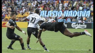 Download Alasio Naduva / ″The Fijian Flash″ (2017-18 Highlights) Video