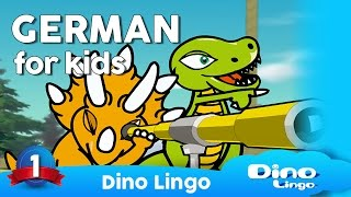 Download German for kids - Learn German for kids - German language for children Video
