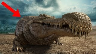 Download TERRIFYING Prehistoric Creatures That Lived With HUMANS! Video