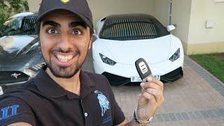 Download Racing in My Sisters Lamborghini Huracan - My First Drive !!! Video