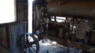 Download Lost miner's cabin in the San Gabriel mountains Video