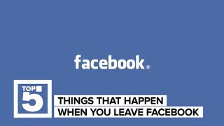 Download What happens when you ditch Facebook (CNET Top 5) Video