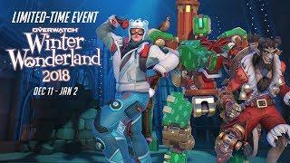 Download Overwatch Seasonal Event | Overwatch Winter Wonderland 2018 Video