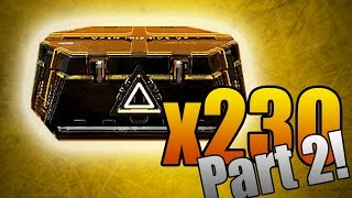 Download Opening 230 Advanced Supply Drops! (Part 2 - 65 Packages) Video