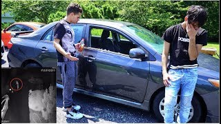 Download Someone broke into our bestfriend's car... (live footage) Video