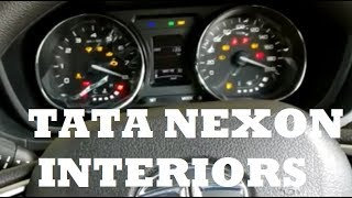 Download TATA NEXON XZ+ Interiors video by owner Video