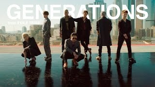 Download GENERATIONS from EXILE TRIBE / 「太陽も月も」Music Video ~歌詞有り~ Video