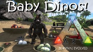 ARK Survival Evolved - Dragon and Mobile Home Update (Bronto