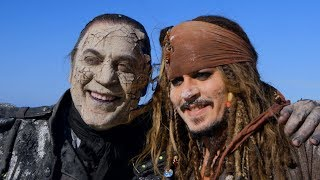 Download 'Pirates of the Caribbean: Dead Men Tell No Tales' Behind The Scenes Video