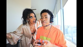 Download IGNORING MY GIRLFRIEND FOR 24 HOURS PRANK! (do not attempt) Video