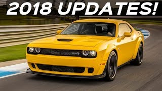 Download What's New for the 2018 Dodge Challenger Lineup? - New Models, Colors, & MORE! Video