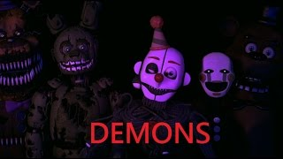 Download [SFM FNAF] DEMONS Video