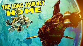 Download SURVIVING LIGHT YEARS FROM EARTH! Ice Planets + Water Worlds - The Long Journey Home Part 1 Gameplay Video