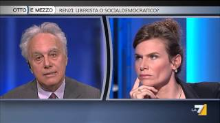 Download Otto e mezzo - Renzi: liberista o socialdemocratico? (Puntata 16/06/2014) Video