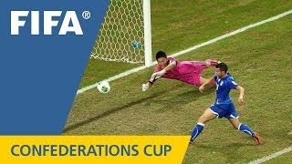 Download Italy 4:3 Japan, FIFA Confederations Cup 2013 Video