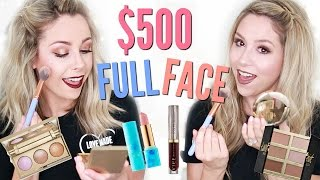 Download $500 Full Face First Impressions | New Makeup Highend Video