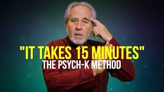 Download Rewrite Your MIND (40 Million Bits/Second) | Dr. Bruce Lipton ″It Takes 15 Minutes″ Video