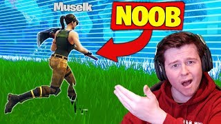 Download REACTING To My *FIRST* Fortnite Game! Video
