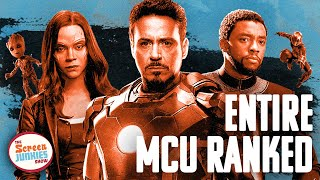 Download The MCU Ranked (with Avengers: Endgame) | MARVEL REVIEW Video