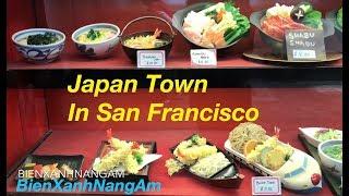 Download Ăn sushi🍣, Đi du lịch khu người Nhật Japan Town in San Francisco, xem hội chợ   Cuộc sống Mỹ 725 Video
